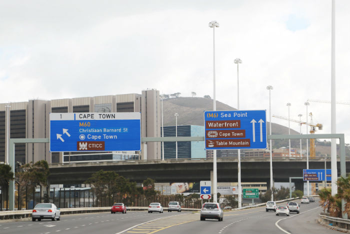 Todos os caminhos levam a a atrativos espetaculares na Cidade do Cabo