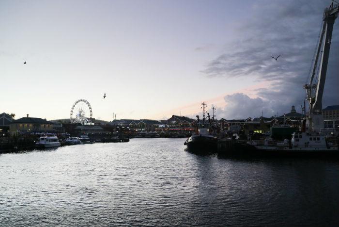 V&A Waterfront é o atrativo turístico mais visitado do país
