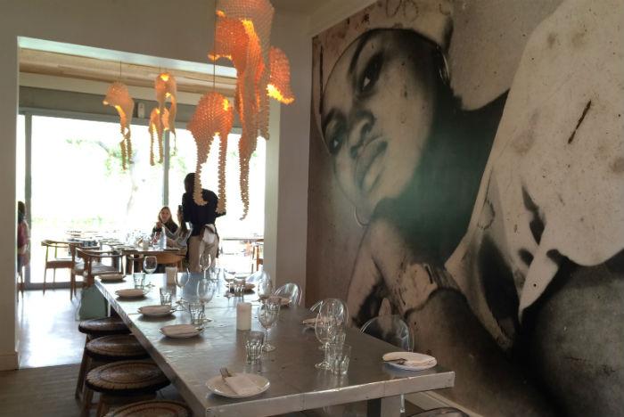 Prepare-se para toda uma tarde dedicada aos prazeres da mesa na Maison Estate
