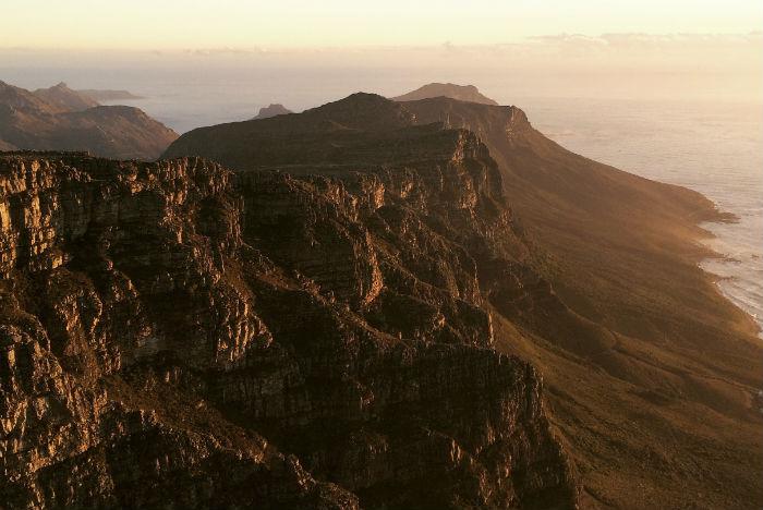 Majestosa Table Mountain é maior cartão-postal da Cidade do Cabo
