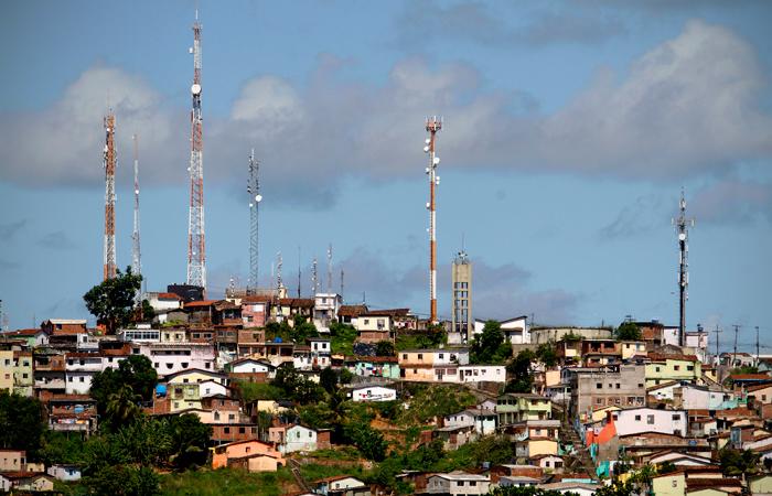 Cabo de Santo Agostinho tem déficit habitacional de 15 mil casas - Foto: Fernando da Hora/JC Imagem
