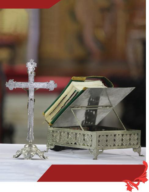 Altar e Iconografia