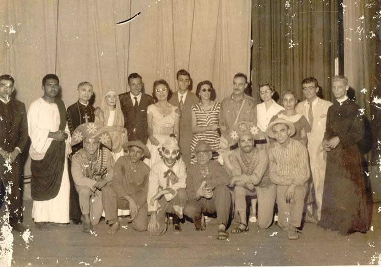 a_compadecida_primeira versao 1957 foto arquivo projeto memorias da cena pernambucana